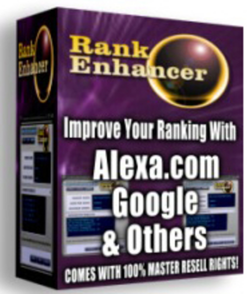 Product picture Alexa Rank Enhancer(900 Proxy Servers Checked June 05 2011)